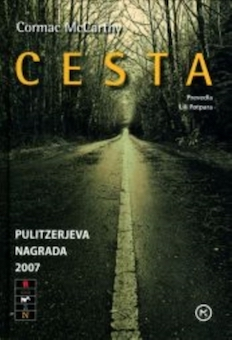 Cesta; The road (naslovnica)