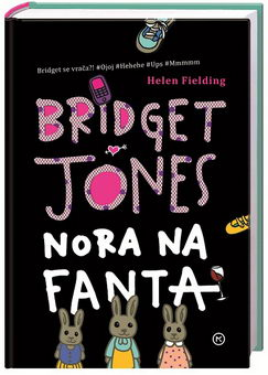 Bridget Jones.Nora na fanta... (naslovnica)