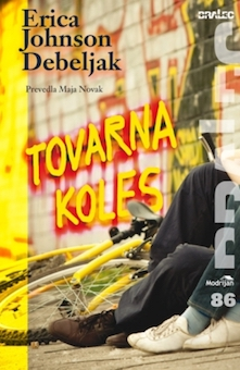 Tovarna koles; The bicycle ... (naslovnica)